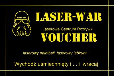 Voucher LASER-WAR